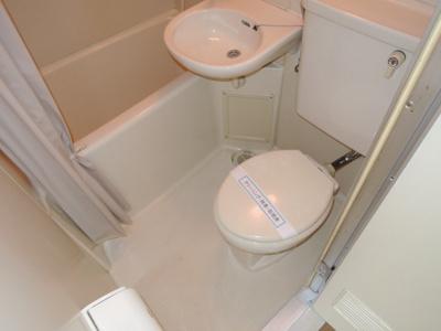 【トイレ】サニーマンション
