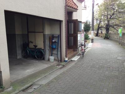 【外観】碓井駐車場