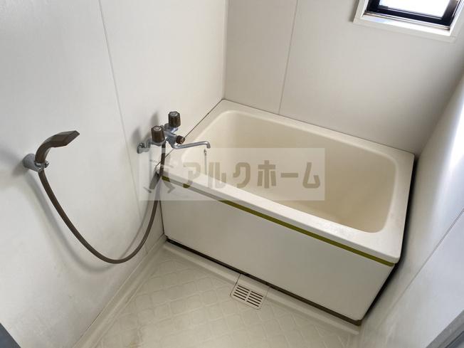 【浴室】グレープコート