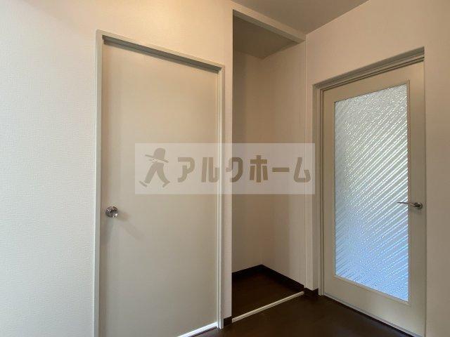 【玄関】グレープコート