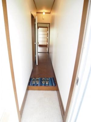【玄関】ハイツ青葉