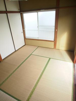 【和室】ハイツ青葉