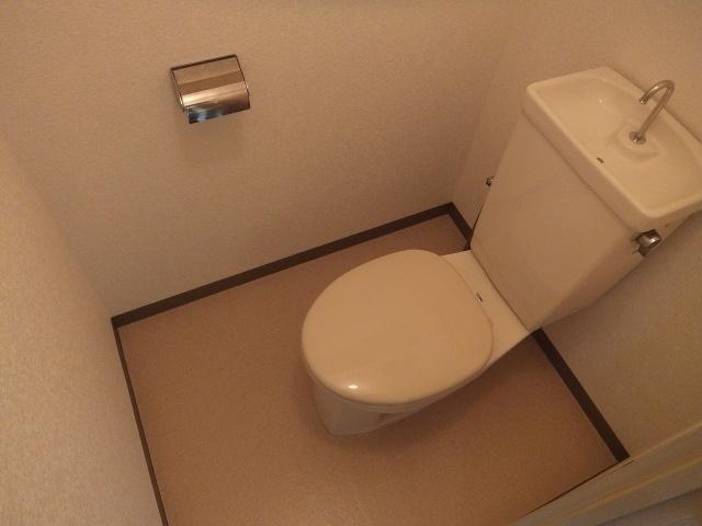 【トイレ】マンションパール