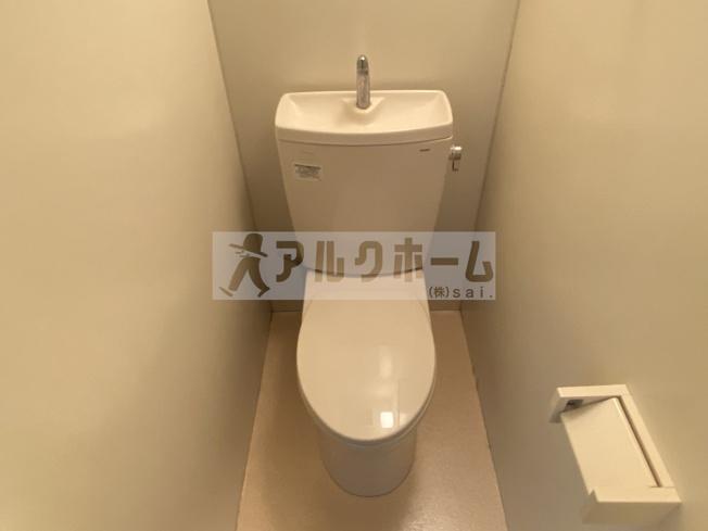 プランドール国分 浴室・洗面台あり