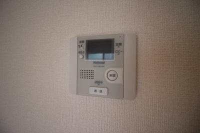 ☆TVモニター付きインターホン☆