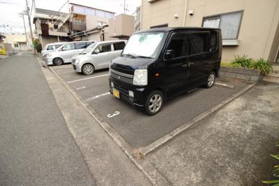 【駐車場】サンパティック山田