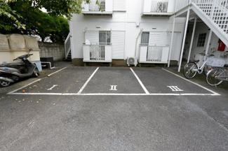 【駐車場】メゾン柴又_206号