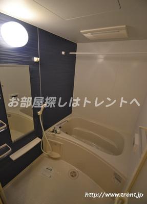 【浴室】アロヒラウレアハレ