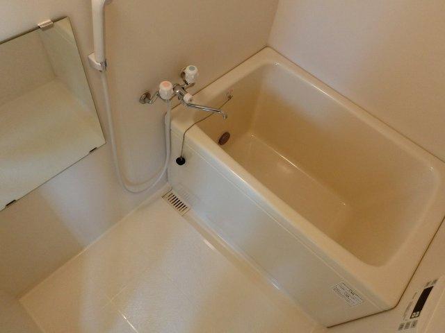 ガルサブランカ(柏原市古町) 浴室
