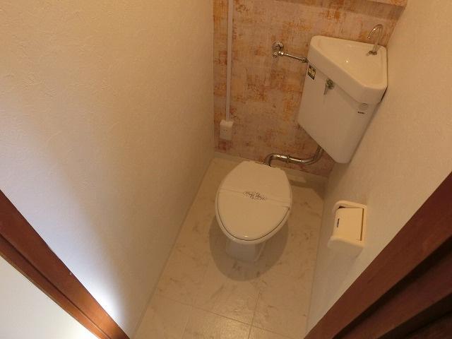 小松マンション トイレ
