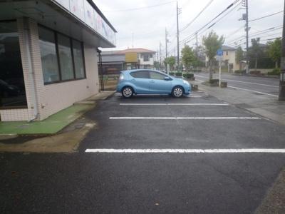 【駐車場】大塚テナント