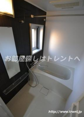 【浴室】ルリオン代々木
