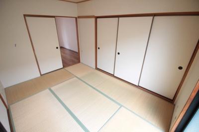 【和室】リバーサイド八尾南 A棟