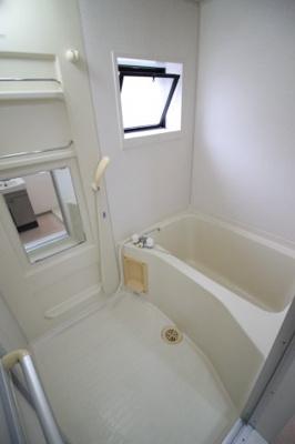 【浴室】リバーサイド八尾南 A棟