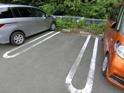 【駐車場】グローリープレース