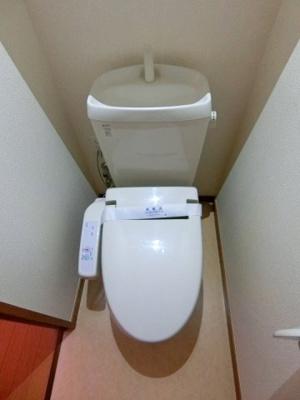 【トイレ】グローリープレース