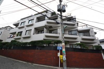 【外観】タウンハイツ目黒東山 フル・リフォーム済