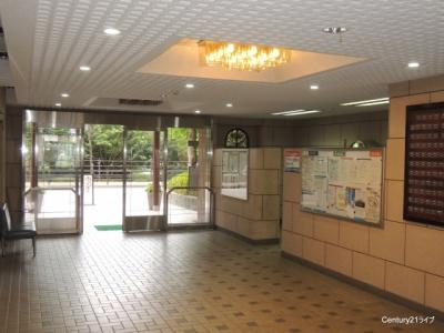 【エントランス】サンハイツ宝塚