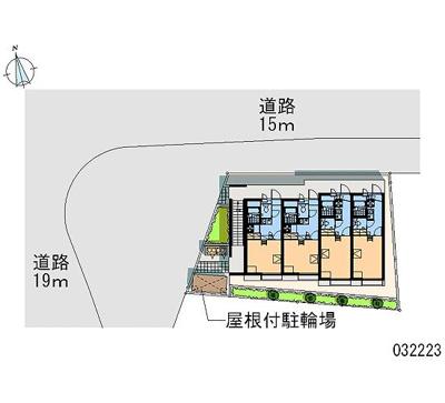 【地図】ステーションプラザⅢ