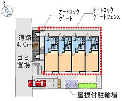 【地図】カーサデルソル