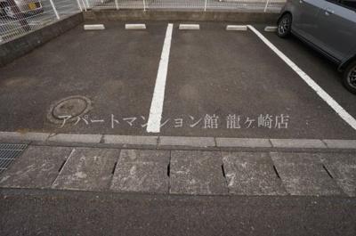 【駐車場】サンライズメグミA
