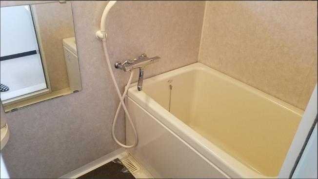 【浴室】メゾン北梅田