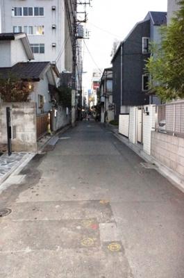 【周辺】新宿新築一戸建て