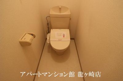 【トイレ】ヒルサイドテラス久保台C棟