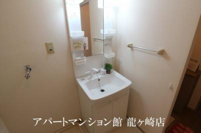 【独立洗面台】ヒルサイドテラス久保台C棟