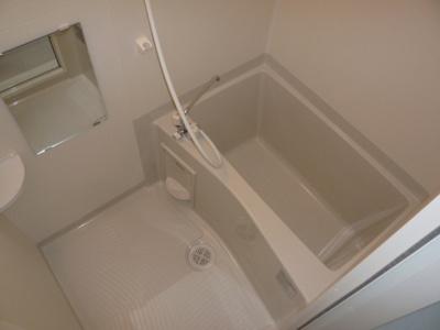 【浴室】プレミアムコート天神橋エイト