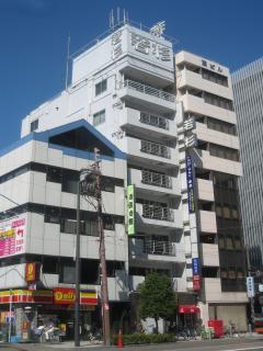 【外観】若杉梅田ビル