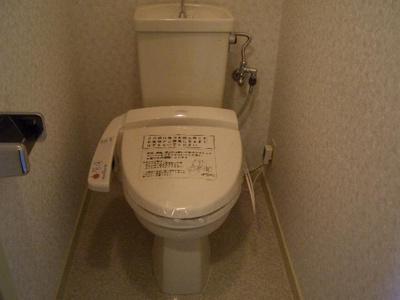 【トイレ】シャトーセレニティー