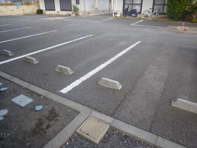 【駐車場】フレグランスN C