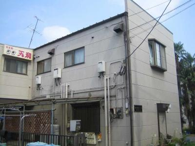 【外観】鶴ヶ島駅前コーポ