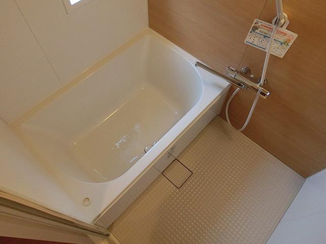 【浴室】ハイツフローラ