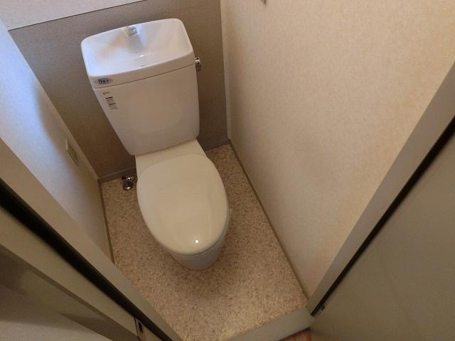 【トイレ】ハイツフローラ