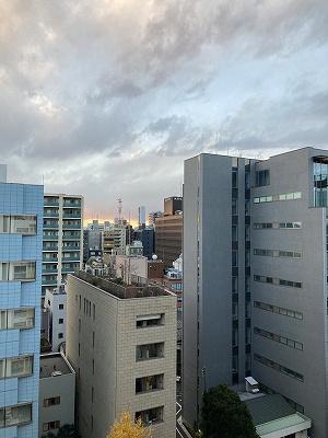 【展望】五反田グリーンハイツ