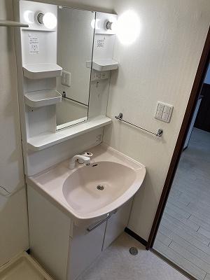 【独立洗面台】五反田グリーンハイツ