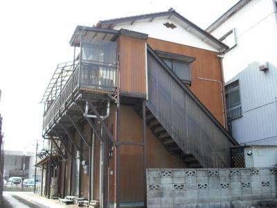 【外観】横町アパート