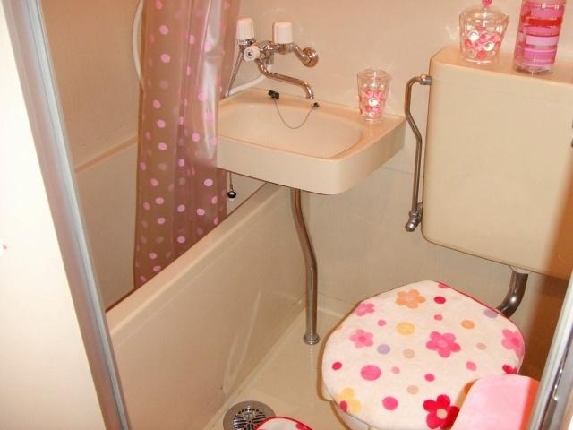 【浴室】スカイキャンパス旭ヶ丘