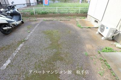 【駐車場】コーポセンチュリー