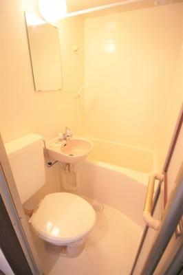 【浴室】トマトハイツ菱屋西