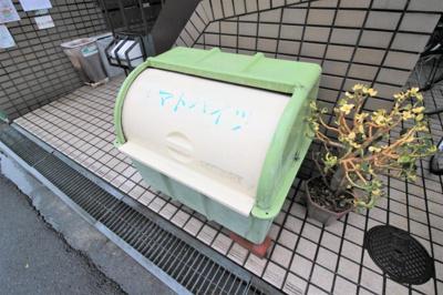 ★共用ゴミ捨て場★
