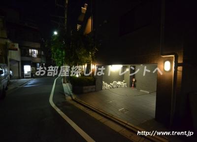 【外観】ルーブル渋谷本町