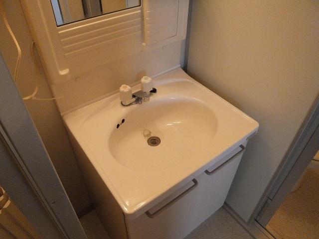 【独立洗面台】マンショングランディー