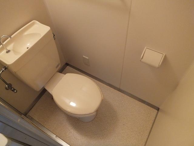 【トイレ】マンショングランディー