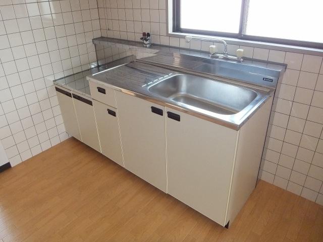 【キッチン】マンショングランディー