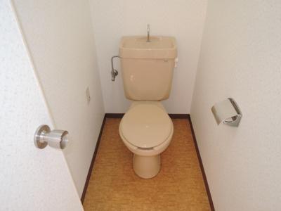【トイレ】カサクレスト