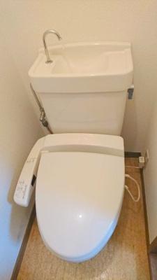 【トイレ】シティハイムフジ