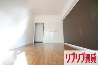 【寝室】白鳥マンション